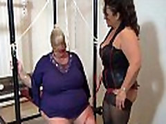 OldNanny Old miko lee 3some compilation with grannies