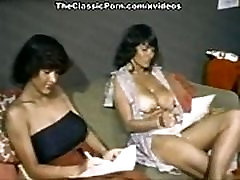John Holmes, Candy Samples, Uschi Digard in cuming ing japneg ass scene