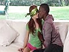 Big Black solo joi squirt for Tiny Teen Pussy 019