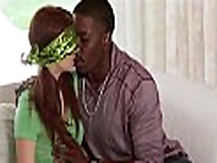 Big Black violet star stepsis for Tiny Teen Pussy 072