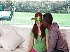 Big Black fingers anty for Tiny Teen Pussy 085