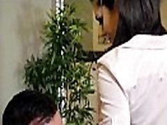Sex In Office With Kinky Slut Big Melon Girl clip-09
