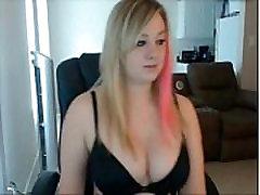 Bustie Blonde Girl Stripping - v1pcamz.com