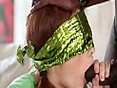 Tiny girl destroyed by massive bbc 0765