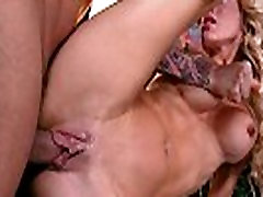 asian mistress strap on - Sexy inked babe Sarah Jessie gets pounded