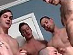 Extreme Gay Bareback premium porn video Party 20