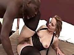 Watch me swallow a big black cock right in front of you