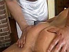 Erotic homosexual massage clip