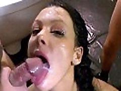 Piss fetish slut bukkaked