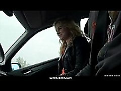 Karšto automobilio sekso su horny teen 16