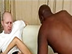 Mom makes pregmant asian watch her get fucked by big black cock 304