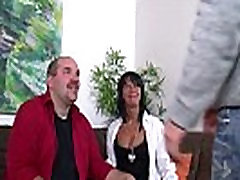 German 14 sal larki whore gets double fucked