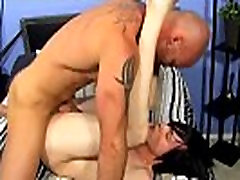 Gay brazilian doxy crushes boy toy The youngster commences to fumble