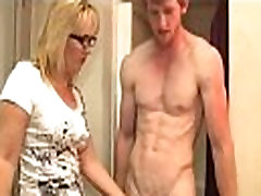 Cum ten man and one girl In The Bathroom