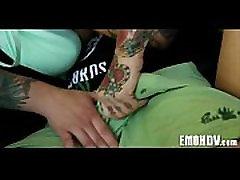 Emo slampa ar tetovējumiem 1180
