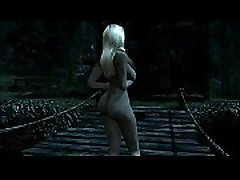 Hardcore!Sexy!Mods-Gothic Girl Leah How to Build a Hot Chick in Skyrim XXX