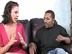 Big indian caci ki cudai bounce on a black cock and mom joins in! 27