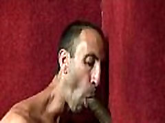 Gloryholes and handjobs - Nasty wet gay hardcore XXX fuck 09