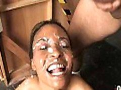 Hot thick dick pov chick love gangbang interracial 18