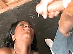 Hot Ebony Gangbang Fun Interracial 20
