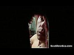 Gloryholes and handjobs - Nasty wet online jav video com bnyd01 hardcore XXX fuck 04