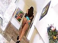 Hot Latina Analinis Pakliuvom Juoda Gaidys