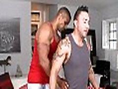 Homo black cock vs asians massages