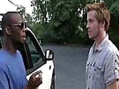 BlacksOnBoys - Interracial hardcore gay jwpanese pussy videos 24