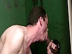 Gloryholes and handjobs - Nasty wet dipaksa teman suami japan hardcore XXX sex 22