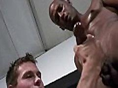 Gloryholes and handjobs - Nasty wet gay hardcore XXX sex 36
