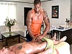 Gay massage clip