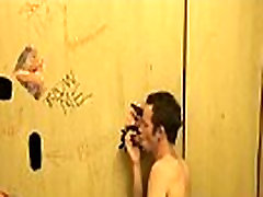 Gloryholes and handjobs - Nasty wet gay hardcore XXX sex 26
