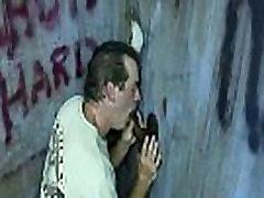 Gloryholes and handjobs - Nasty wet gay hardcore XXX sex 17