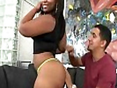 Beautiful seachselen eva babe shakes her big booty and fucked