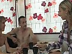 Oral in xxx massages videos with her BF&039s parents