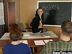 Poučevanje Študentov Seks Ed V Razredu
