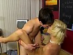 Gay cock clips sanchez Kay is too hungover to teach, so he leaves Conner