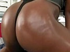 Round kiten girl ass gets doggytsyled by white cock