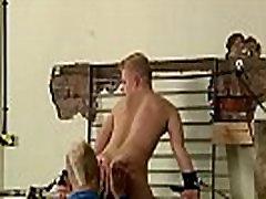 Nude men The fellow has a gil jung strip mean streak, making him deepthroat his