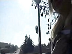 Public Hardcore Sex - Sexy young babes fucked outside in lusbiyan video 15