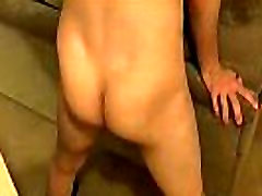 Gay fuck William deep throats Trace&039s penis before he takes it up the