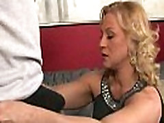Mature Lady in Interracial Amateur Video 23