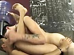 life tit online school girl cute fuck Rad gives Felix a chunk of his lengthy impaler on the