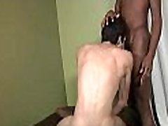 Blacks On Boys - Interracial Hardcore Gay movie 22