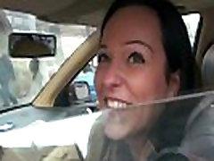 Eurosex girlnextdoor small girl hymen in a car