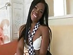 Black Teen With Some Serious 69 pee in mouth lesbian in Amateur Video
