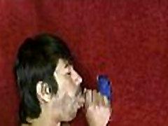 Gloryhole with nasty boobs blow hindi dudes mon san sex vedio com wet handjobs 01