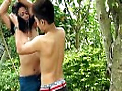 Gay japanes old man fingered pussy twinks sucking dick outdoors