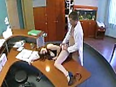 Redhead gets fucked hard by her doctorkes busty temporary hospital assistants pu