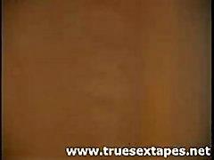 Black amateur guy filmed in shower for homemade movie